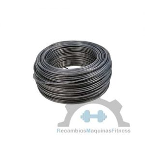 cable repuesto máquina musculación